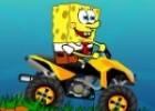 العاب دباب سبونج بوب ATV