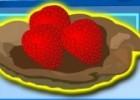 لعبة طبخ شطيرة الفراولة