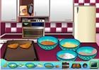 لعبة طبخ مطبخ الحلى