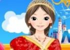 لعبة تلبيس بنات حلوات جميلات