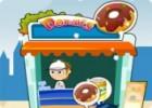 لعبة امبراطورية مطعم الدونات