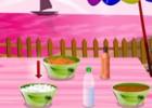 لعبة طبخ كرات الحلوى الهندية