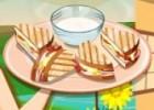 لعبة طبخ سندوتشات ايطالية