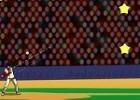 لعبة بيسبول صيد النجوم