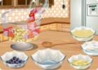 لعبة طبخ كعكة الكريمة