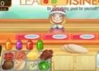 لعبة مطعم الخبز
