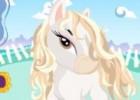 العاب قص شعر الحصان