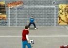 لعبة كرة الحائط