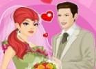 العاب تجميل عروسة الزفاف باربي