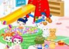 العاب حضانة الاطفال الممتعة