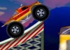 العاب شاحنة القفز فوق السيارات