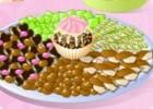 لعبة حفلة الحلويات