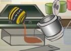لعبة طبخ ايسكريم الكراميل