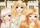 لعبة تلبيس ملابس بنات باريس