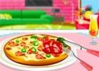 لعبة تزيين البيتزا للبنات