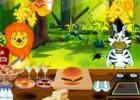 لعبة مطعم الغابة