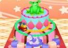لعبة طبخ وتزيين الكيك للاطفال الصغار
