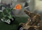 لعبة الدبابات الحربية الصغيرة