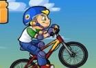 لعبة رالي الدراجات الهوائية