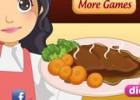 لعبة طبخ الدجاج الترياكي 2