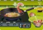 لعبة اجمل العاب طبخ الروبيان