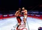 لعبة ملاكمة حرة