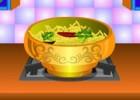 لعبة طبخ الرز مع الليمون