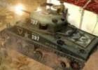 لعبة دبابة الحرب 2014
