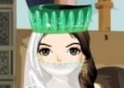 لعبة تلبيس بنات عربيات