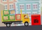 العاب سيارة تحميل وتوزيع البضائع