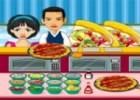 لعبة مطعم البيتزا المزدحم