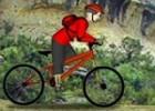 العاب دراجات جبلية