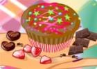 لعبة تزيين الكعكة السحرية
