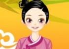 لعبة تلبيس ملابس كورية تقليدية