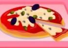 لعبة طبخ بيتزا سهلة و بسيطة