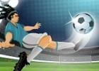 لعبة بطولة كرة القدم 3d