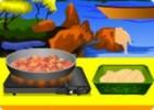 لعبة طبخ حامض حلو