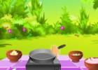 لعبة طبخ فطيرة السبانخ اليونانية