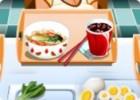لعبة مطعم الاندومي