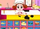 لعبة بنات طبخ سريعه