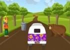 العاب الباص السريع