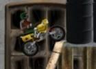 لعبة دباب مدينة الزومبي المدمرة