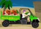 العاب سيارة نقل صناديق الايس كريم