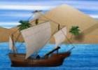 لعبة حرب السفن الشراعية