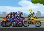 لعبة سباق الدراجات النارية المثير