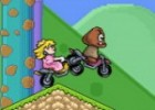 العاب دراجة زوجة ماريو 2