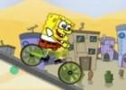 العاب دراجة سبونج بوب BMX