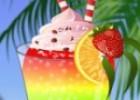 العاب تحضير عصير الفواكه والمثلجات