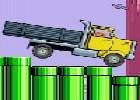 لعبة شاحنة المنجم