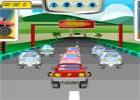 لعبة سيارات سباق سريعة جدا 2013